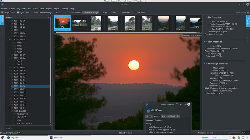 15 best linux photo