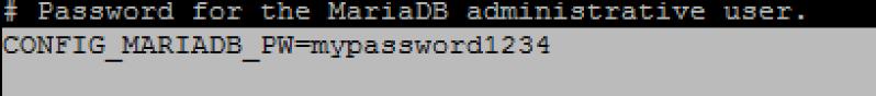 OpenStack'ta MySQL Kök Şifresini Ayarla