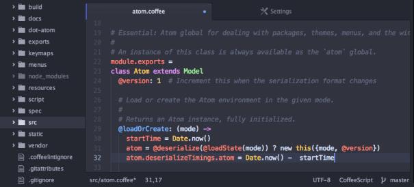 Atom Markdown Editor para Linux