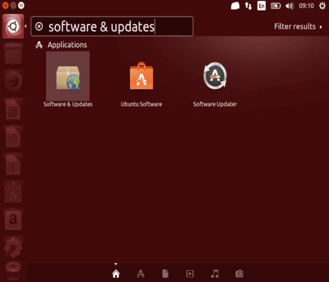 Ubuntu Software Updates
