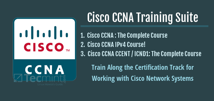 Deal Become a Certified Cisco Network Admin with Cisco CCNA Course