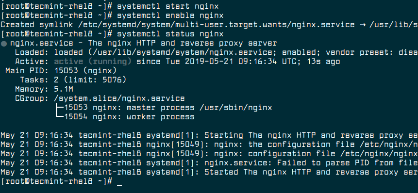 How to Create Local HTTP Yum/DNF Repository on RHEL 8