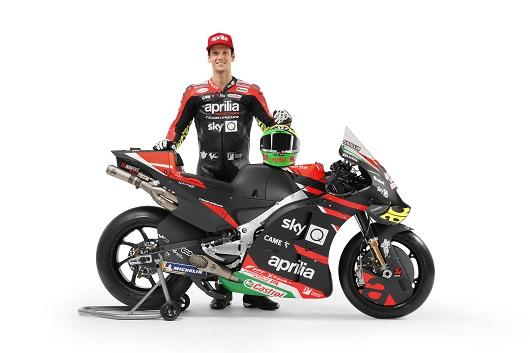 MotoGP Savadori Viñales Aprilia