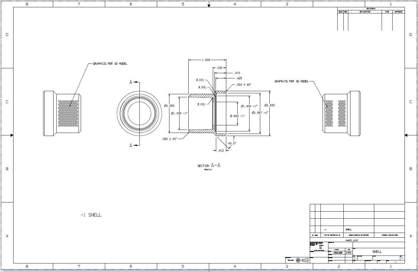 Mechanical 3D Modeling Defined
