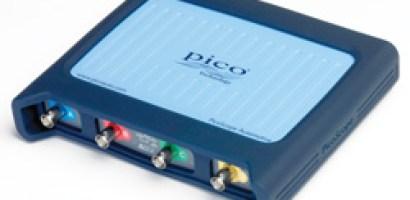 Tecnica Futuro presenta la nuova generazione di oscilloscopi Automotive di PICO