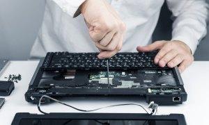 Reparação de computador e laptop em Moçambique
