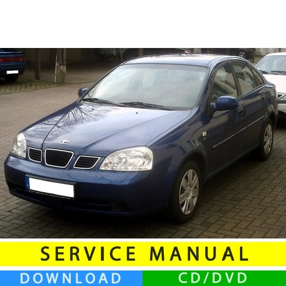 Daewoo Nubira Repair Manual