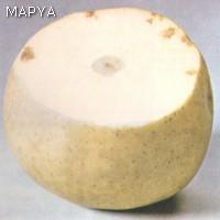 Bitter Pit interno Manzana