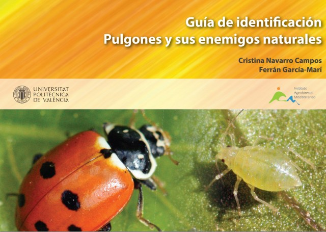 Guia de identificacion de pulgones y sus enemigos naturalers