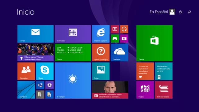 Cómo tomar una captura de la pantalla completa - Captura de la pantalla de Inicio