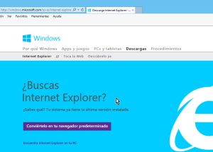 Dónde descargar navegadores de Internet