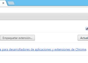 Cómo actualizar las extensiones de Chrome manualmente