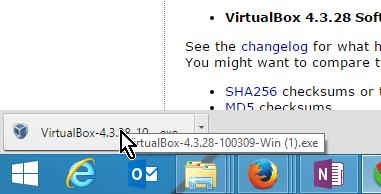 VirtualBox ya descargado y listo para instalar en cómo descargar e instalar VirtualBox en español