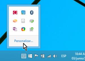 Cómo ocultar el ícono de obtener Windows 10