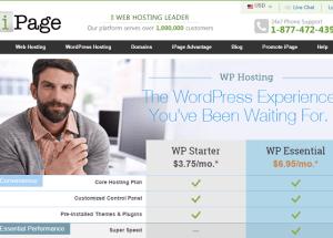 Análisis de los planes de hosting para WordPress de iPage