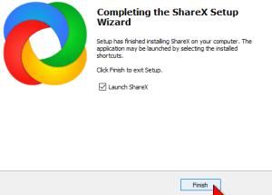 Cómo descargar e instalar ShareX para capturas de pantalla
