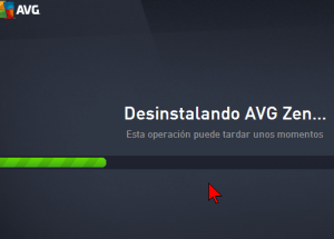 Cómo desinstalar AVG Antivirus Protection Pro