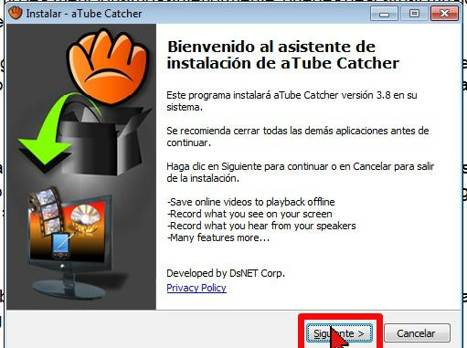 Atube Catcher - carpeta-web.blogspot.com