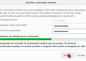 Cómo ver y administrar las contraseñas guardadas en Firefox