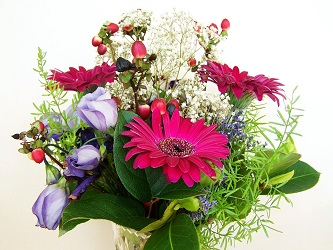 Flores naturales y orgánicas en Organic Bouquet