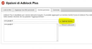 domini permessi adblockplus
