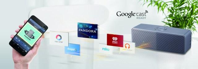 6. Google Cast for Audio Ver 1