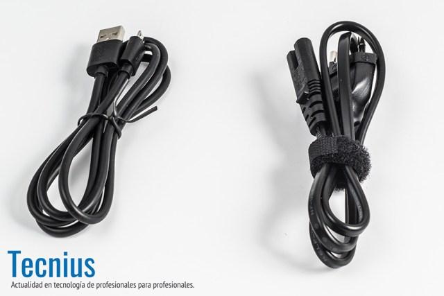 Aukey PA-T1 bundle USB