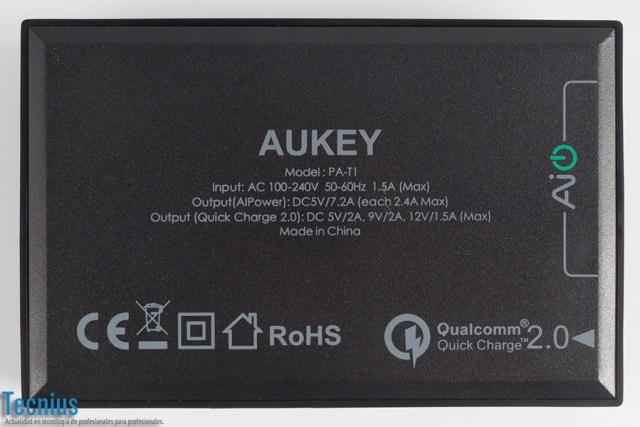 Aukey PA-T1 specs