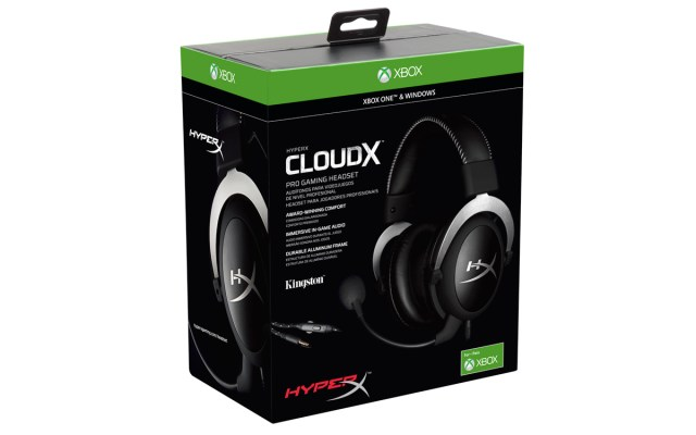 HyperX CloudX 1 - copia