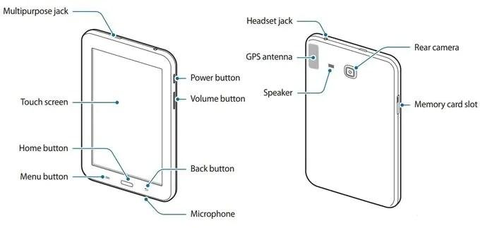 Samsung Galaxy Tab 3 Lite viene confermato dal manuale