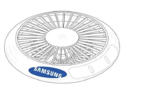 Samsung brevetta il drone