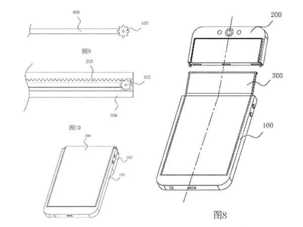 Oppo, che rivoluzione: ecco il progetto dello smartphone