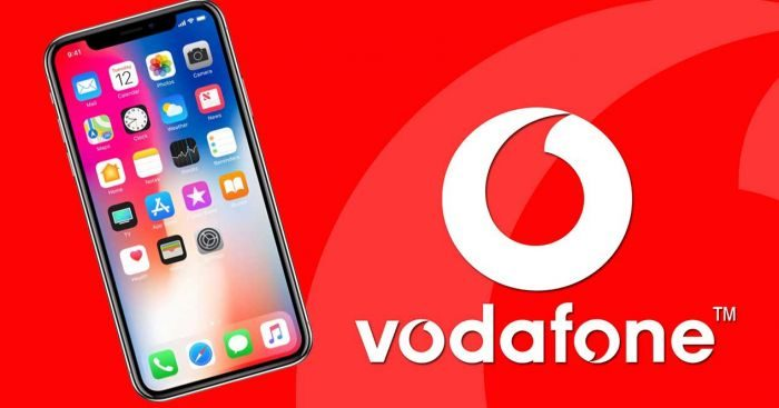 Vodafone iphone x preis