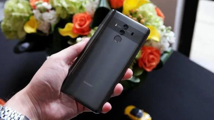 Huawei, presto il primo smartphone con 512 GB di spazio di archiviazione