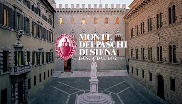 Banca Monte Dei Paschi Di Siena Nuove Truffe Sui Conti
