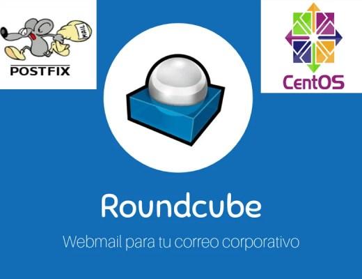 Instalar Roundcube 1.4 en centos 7
