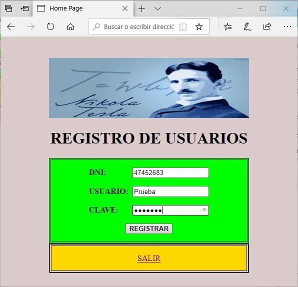 PHP MySQli inicio de sesión seguro a base de datos