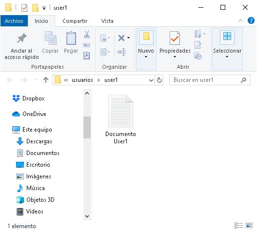 servidor samba con windows 10