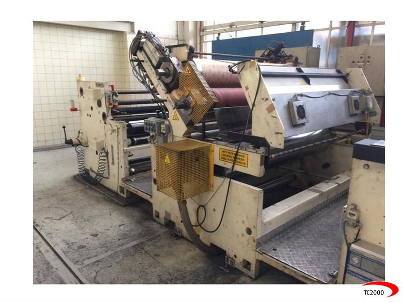 Photo Gallery // KAMPH EMBOSSING MACHINE // Other machines // Other machine // Used Flexo Press