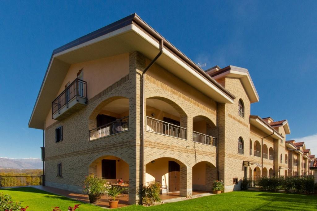 Complesso di alloggi in via Vignati - San Gillio (TO)