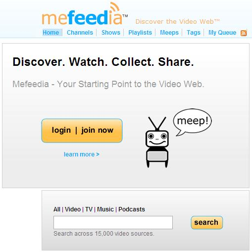 Encontre mais conteúdo multimídia na Internet