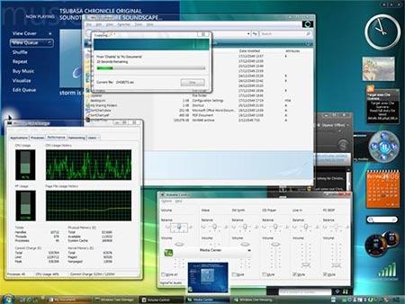 Mude o visual do WindowsXP