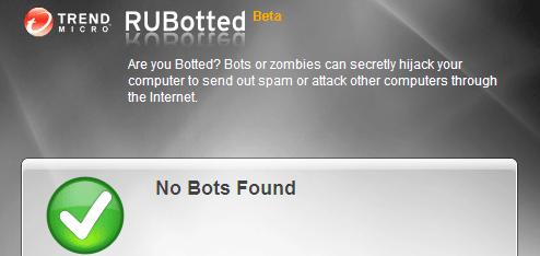 Procure bots no seu computador