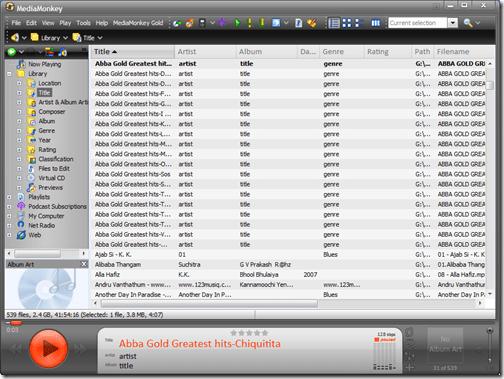 Organize as tags da sua coleção de MP3