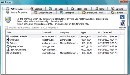 Monitore alterações indevidas no Windows