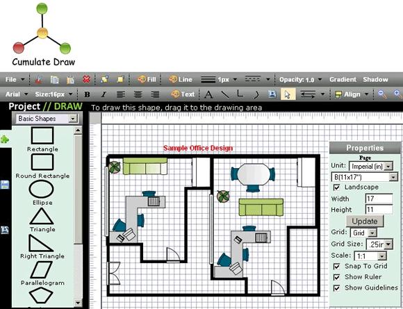 Desenhe seus diagramas online