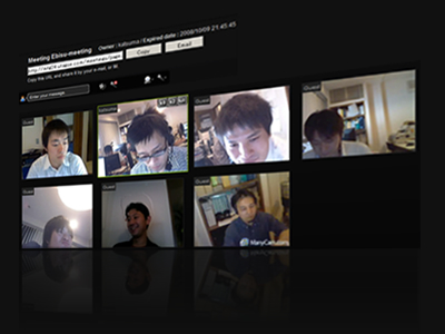 Faça uma videoconferência online
