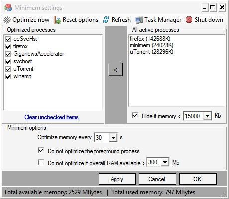 Como liberar memória no PC