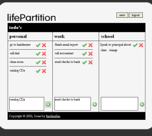 lifepartition