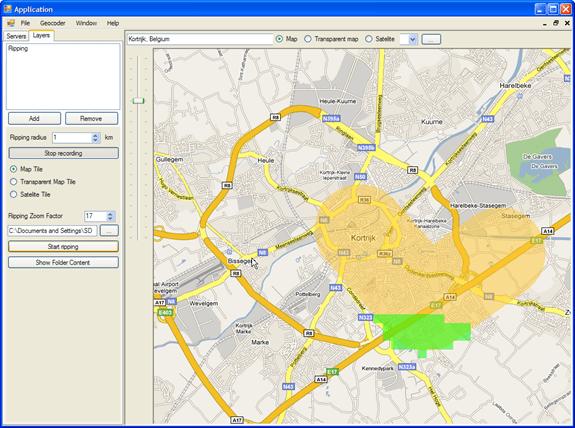 Faça download dos mapas do Google